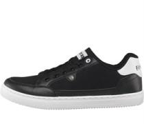 Herren Serve Sneakers Schwarz