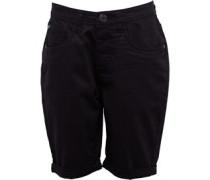Jungen Stretch Twill Skinny Fit Shorts Black