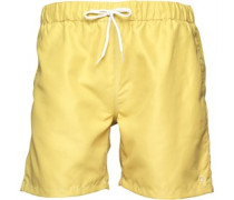 Duck and Cover Herren Swenson Celery Badeshorts Gelb