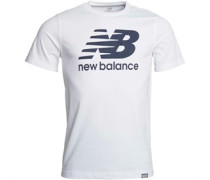 Classic Logo T-Shirt Weiß