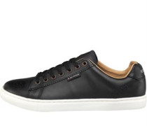 Ben Sherman Mens Tredegar Trainers Black