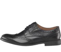 Herren Ditty Formal Schuhe Schwarz