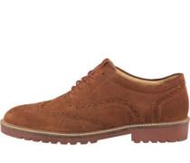 Herren Six Wildleder Schuhe Hellbraun