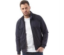 Harrington Jacke Navy