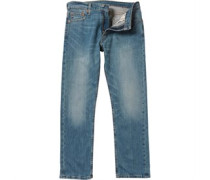 Levi's Mens 504 Regular Straight Fit Jeans Beach Rush