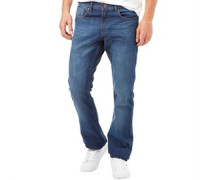 Herren Deadly3 Original Fit Jeans mit geradem Bein Mid Wash