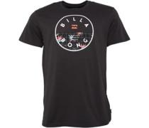 Bro Rotor T-Shirt Schwarz