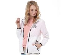 Damen Core Jacke Weiß