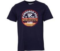 Herren T-Shirt Navy