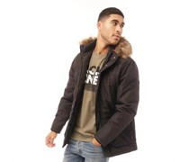 Hollow Parka Jacke
