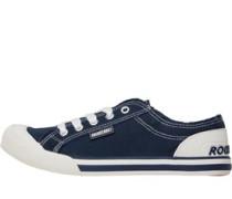 Damen 8A Jazzin Freizeit Schuhe Navy