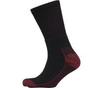 Dickies Workwear 3 Pack Crew Socks Black