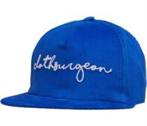X Clothsurgeon Script Mütze Blau