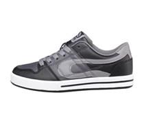 Duffs Junior Shoes Black/Grey Black/Grey