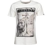 Herren Axel T-Shirt Naturweiß