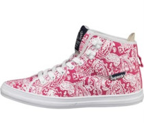 Superdry Damen Super Crampon Freizeit Schuhe Rosa