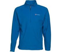 Arnside 1/2 Zip Fleece Blau