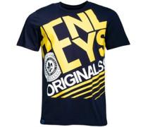 The Edge T-Shirt Navy
