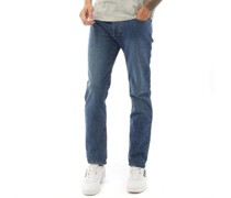 Jeans mit geradem Bein Mittel