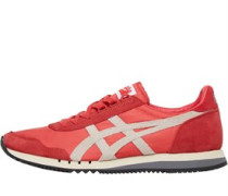 Onitsuka Tiger Mens Dualio Trainers Red/White