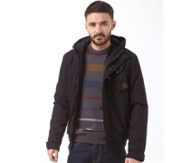 Brave Soul Mens Ethan Jacket Black