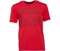 Ben Sherman Jungen  T-Shirt Rot