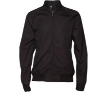 Ben Sherman Herren Harrington Harrington Jacke Black