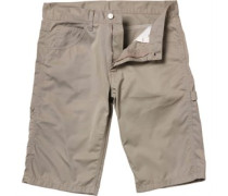 Carhartt Herren Fort Bermuda Beech Rinsed Shorts Ecru