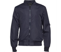 Herren Sanjay Harrington Harrington Jacke Blau