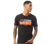 Cole T-Shirt Schwarz