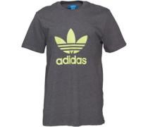 Trefoil T-Shirt Dunkelgrau