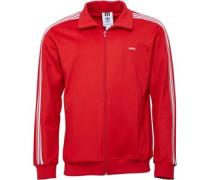 adidas Originals Beckenbauer Vintage Track Top Red/White