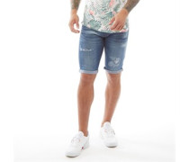 Rayfell Denim Shorts Denim