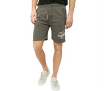 Lunton Jersey Shorts Grau