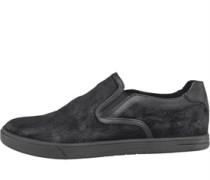 Herren Tobin Freizeit Schuhe Schwarz