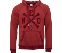 adidas Neo Mens Hoody Redzes