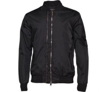 Brave Soul Herren Woodley Harrington Jacke Black