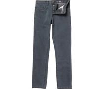 Firetrap Herren Jackson Steel Skinny Jeans Grau