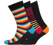 Herren Socken Mehrfarbig