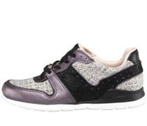 Damen Deaven Sneakers Schwarz