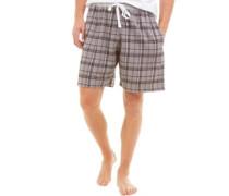 Geprüft PJ Pyjama Shorts Grau
