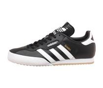 Herren Samba Super Sneaker Schwarz/Weiß/Gum