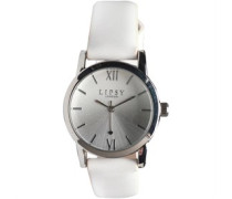 Damen Armbanduhr Weiß