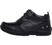 Jungen Up Schuhe Schwarz