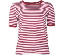 Birkin T-Shirt Burgunderrot