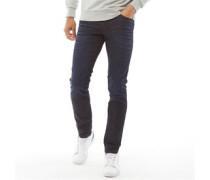 Glenn Jeans in Slim Passform  Schwarz