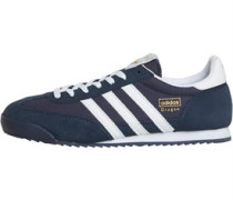 Herren Dragon Gold Sneakers Blau