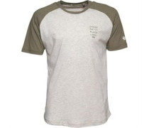 Herren Terrace T-Shirt Ecrumeliert