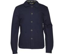 Herren Fale Quilted Lined Workwear Steppjacke Blau