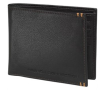 French Connection Herren Bifold Brieftasche Braun